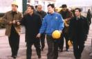 1999年3月11日,原安徽省委书记王太华莅临公司视察。
